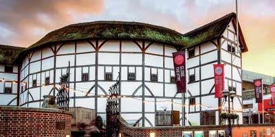 Globe Theatre di Shakespeare
