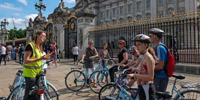 Bicycle Tours <br/>of London