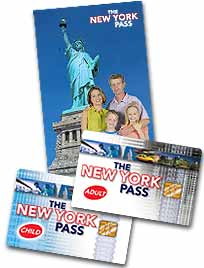 New York Pass with guide